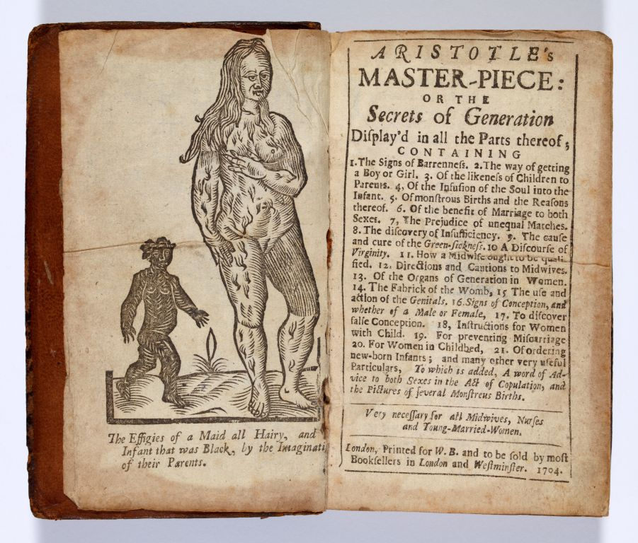 Aristotle S Masterpiece The Banned Georgian Sex Manual