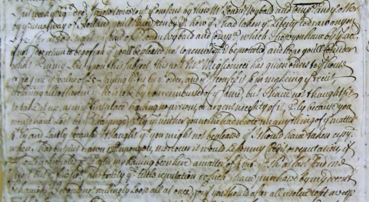 Dissertations Letter