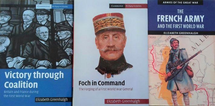 Greenhalgh books