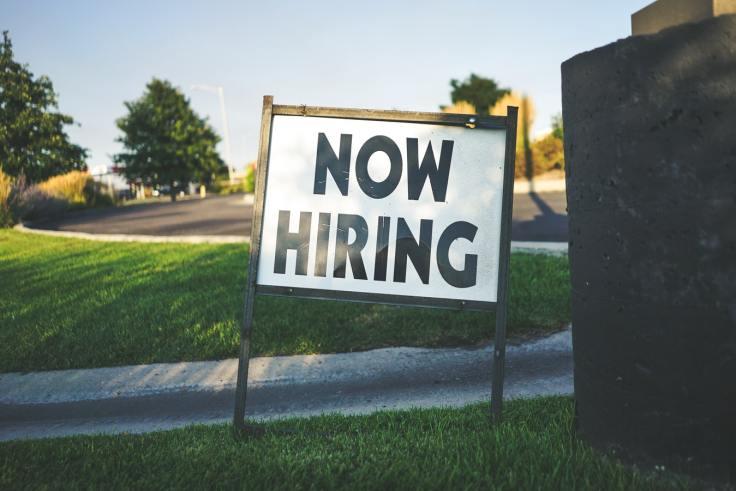 now hiring freetousesounds unsplash