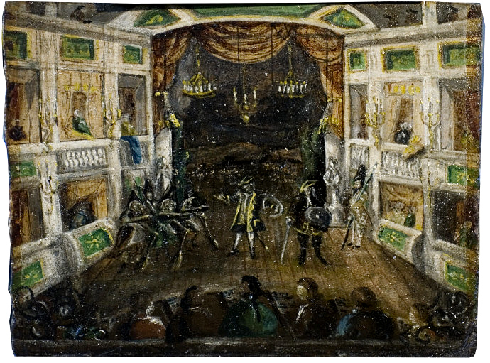 Macbeth Covent Garden 1760